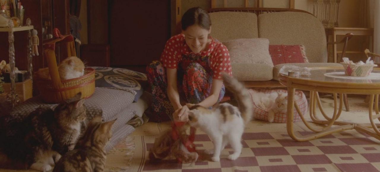 รีวิว: Rent-A-Cat (ญี่ปุ่น, 2012)