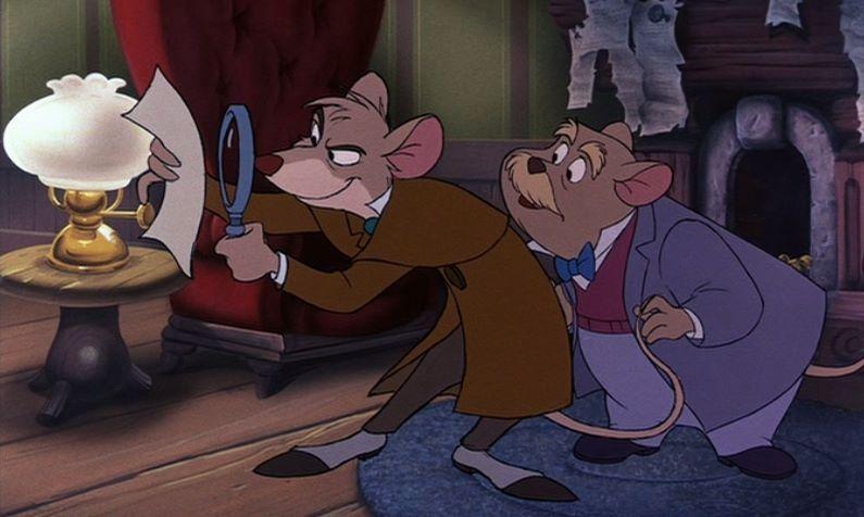 The Great Mouse Detective (เบซิล นักสืบหนูผู้พิทักษ์)