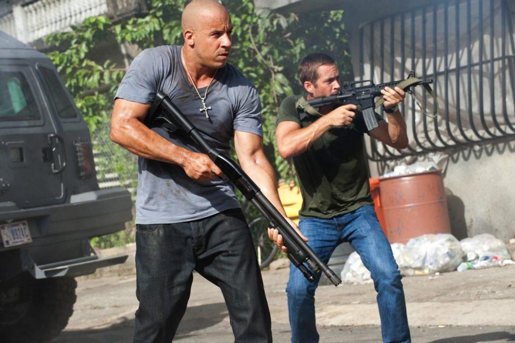 รีวิวเรื่อง 'Fast Five' (2011)